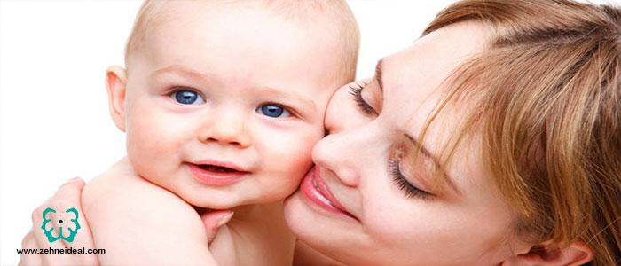 روانشناسی مادر و کودک