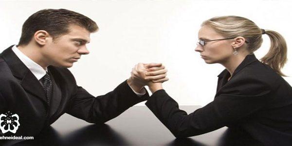 تفاوت مردان با زنان