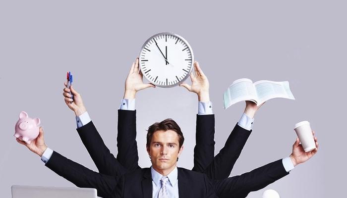 احاطه بر زمان از طریق تعیین هدف