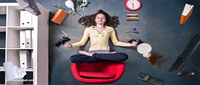 کنترل روح خود را در دست بگیرید